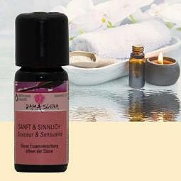 Sanft & Sinnlich Duftmischung - 100% naturreines ätherisches Öl