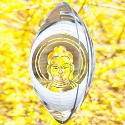 Mobile Buddha 25.4 cm