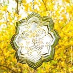 Mobile Ganesha Lotus 25 cm