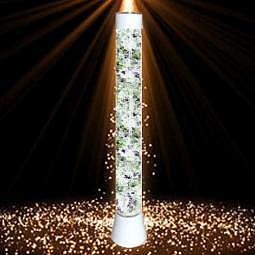 Ambient Edelstein Leuchte - Amethyst, ..