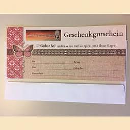 Geschenks-Gutschein