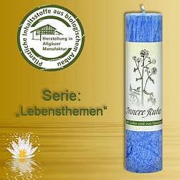 Allgäuer Heilkräuter-Kerze Innere Ruhe