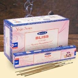 Satya Bliss (Glückseligkeit) Räucherstäbchen