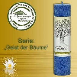 Allgäuer Heilkräuter-Kerze Vision