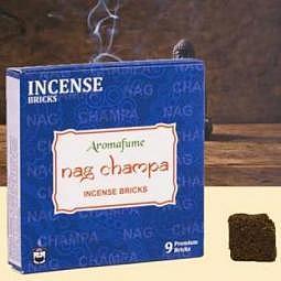 Aromafume Weihrauchblöckchen - Nag Champa