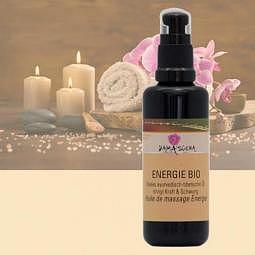 Massageöl Energie BIO 50 ml