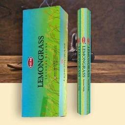 HEM 6-eckig Lemongrass - Räucherstäbchen
