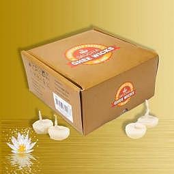 Ghee-Kerzen Original