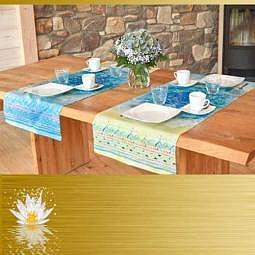 Tischdecke Blue Dream / Tischläufer