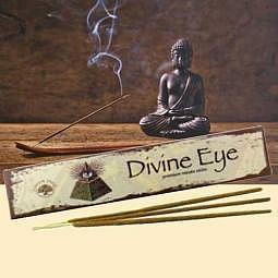Green Tree Divine Eye