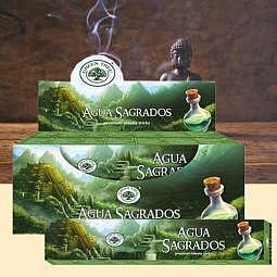 Green Tree Agua Sagrados - Räucherstäbchen