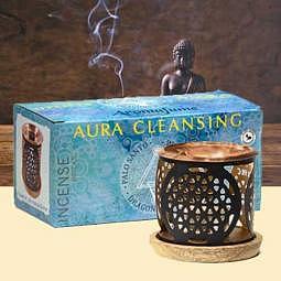 Aromafume Set - Aura-Reinigung