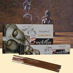 Golden Buddha - Räucherstäbchen