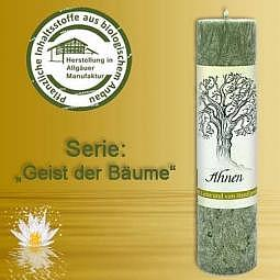 Allgäuer Heilkräuter-Kerze Ahnen