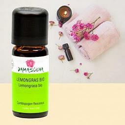 Lemongrass BIO 10ml - 100% naturreines ätherisches Öl