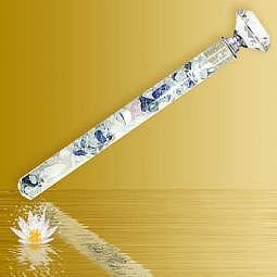 """Energiestab kurz """"Schutzengel"""" - Diamond-Waterstick"""