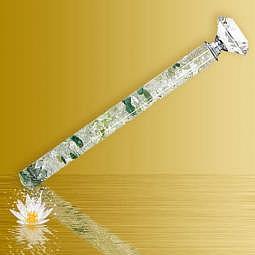 """Energiestab lang """"Detox"""" - Diamond-Waterstick"""