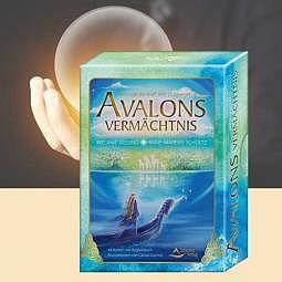 Avalons Vermächtnis - Orakelkarten