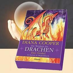 Die Weisheit der Drachen - Das Orakel - Orakelkarten