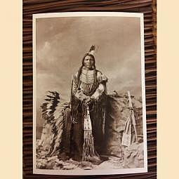 Postkarte Crazy Horse