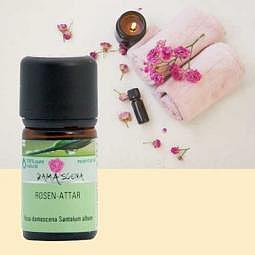 Rose Attar BIO 5ml - 100% naturreines ätherisches Öl
