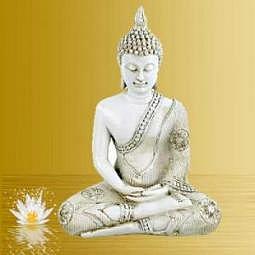 Buddha meditierend - Thailand