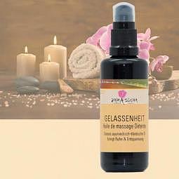 Gelassenheit BIO Massageöl