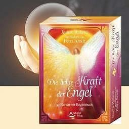 Die lichte Kraft der Engel - Orakelkarten
