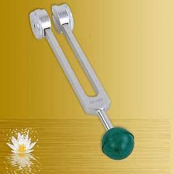 Stimmgabel 4. Chakra  Herz/Anahata - 136.10 Hz (Cosmic OM)