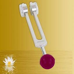 Stimmgabel 7. Chakra  Kronen/Sahasrara - 172.06 Hz