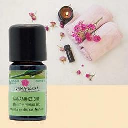 Nanaminze BIO - 100% naturreines ätherisches Öl