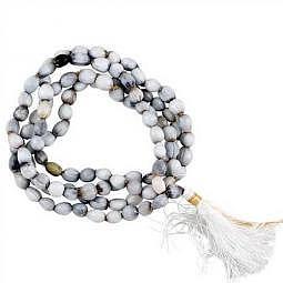 Mala Vaijayantisamen - 108 Perlen