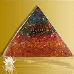 Orgon Pyramide Chakra