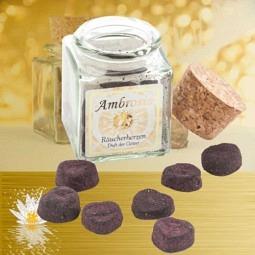Ambrosia Räucherherzen
