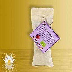 Lavendel Säckchen beige