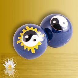 Klangkugeln Qi Gong Sonne & Mond