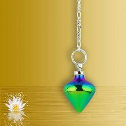 Pendel Regenbogen Aura