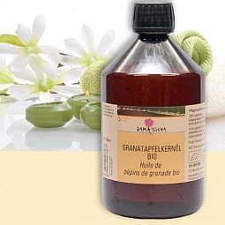 Granatapfelkernöl BIO 500 ml